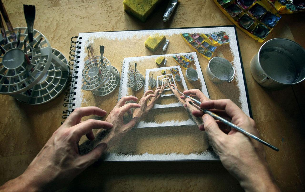 fractalhands